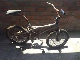 intercambio bicicleta