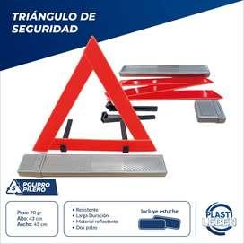 Triángulos De Seguridad Económicos Fosforescentes Vehículos