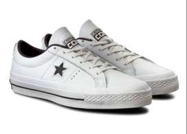 Tennis Converse Nuevos - One Star Leather Ox 153713C