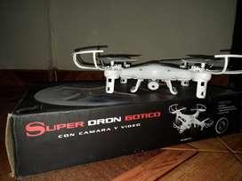 SE VENDE SUPER DRON GOTICO