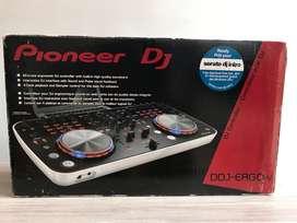 Controlador DJ . Pioneer DDJ Ergo . Como nuevo ! Buena oportunidad