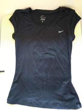 Nike dri fit remera mujer