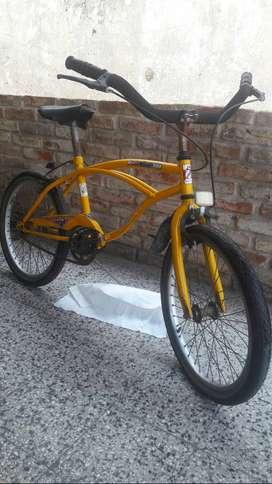 Bicicleta playera rodado 20 usada Lanus oeste
