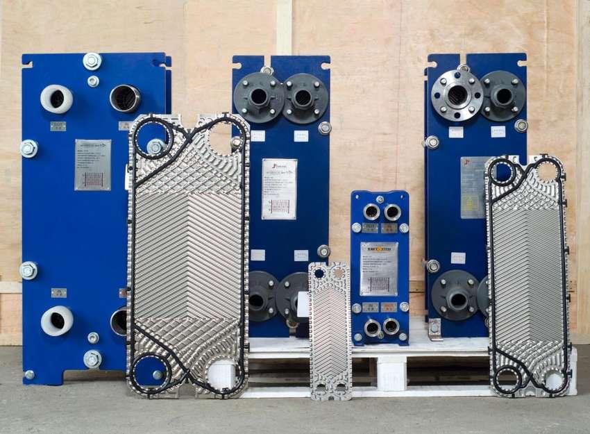 Intercambiador de calor / Enfriador de placas 0