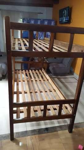 Cucheta usada madera dura