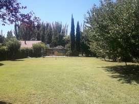 Casa Parquizada con piscina Perdriel, Lujan de Cuyo
