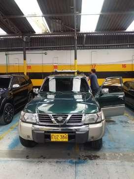 Vendo Nissan Patrol modelo 99