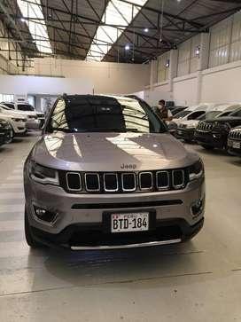 Vendo Jeep Compass 4x4 Limited