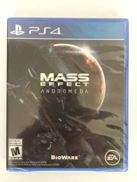 MARS EFFECT - ANDROMEDA para PS4 ¡¡¡ NUEVO !!!