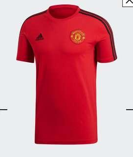 Camiseta Adidas Manchester Utd, Talla M