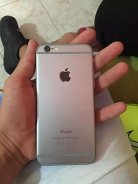 Vendo o cambio iPhone 6 de 32 GB