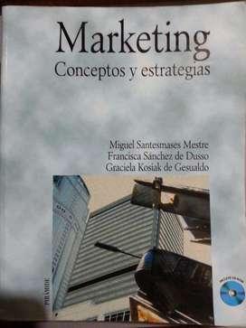 Marketing conceptos y estrategias