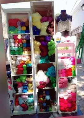 Hilos y lanas