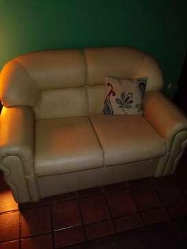 Vendo sillon 2 cuerpos impecable casi sin uso,