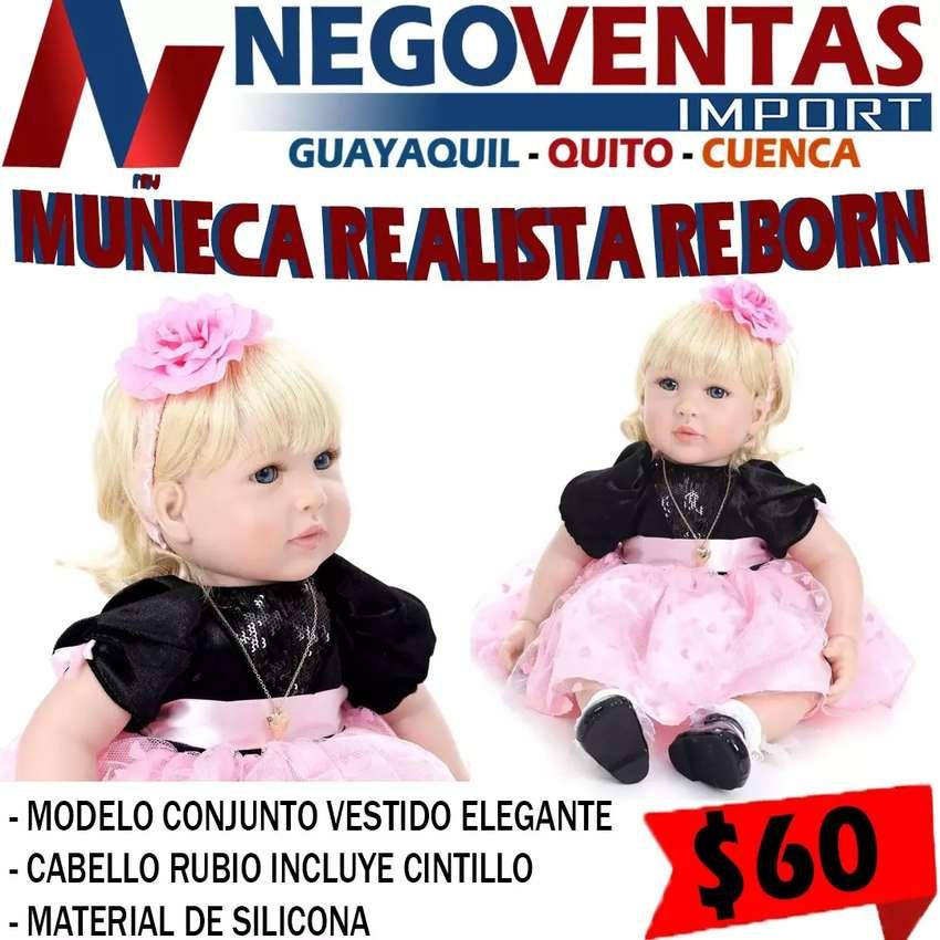 MUÑECA REALISTA REBOD 0
