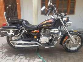 Ronco 200cc modelo harley