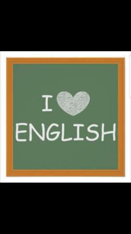 Clases particulares de Ingles