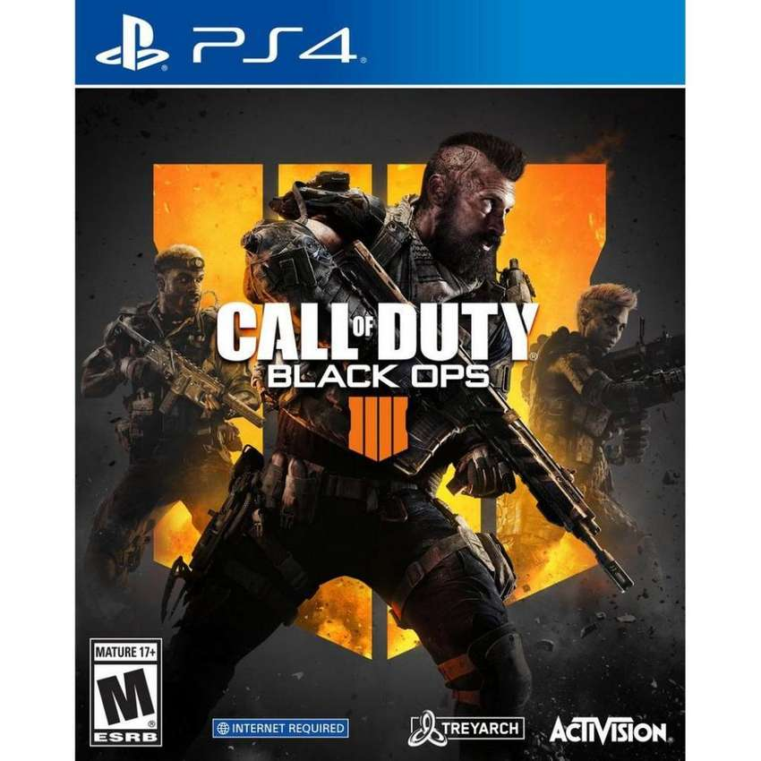 Call Of Duty: Black Ops 4 Ps4 0
