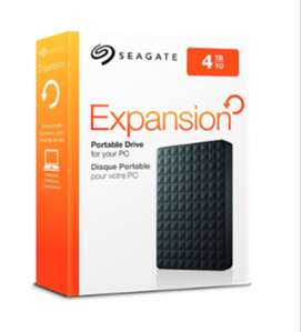 DISCO DURO EXTERNO ORIGINAL 2.5 SEAGATE 4TB USB 3.0