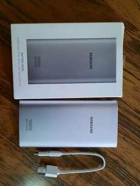 Cargador portatil Samsung Ultra Fast Battery