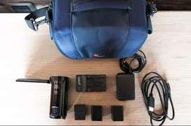 Video camara Vixia R700