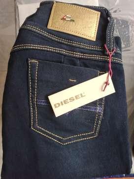 Vendo saldo de 14 jeans para dama