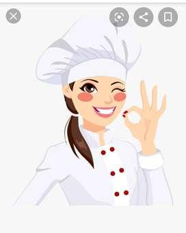 Se necesita cocinera o cocinero para restaurante.