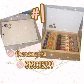 Cajas dulceras