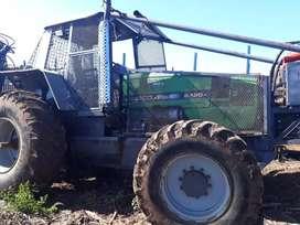 Vendo tractor  agco  allis  modelo 6.150 A .