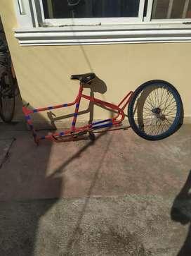 Cuadrante para triciclo de carga