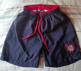 Short de Baño San Lorenzo,, Oficial