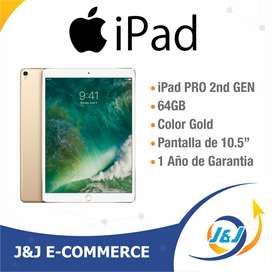 iPad Pro 10.5 64 Gb Sellada Garantia