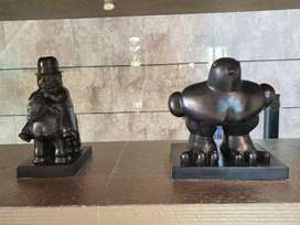 Esculturas en bronce