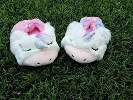 Pantuflas unicornio NUEVAS