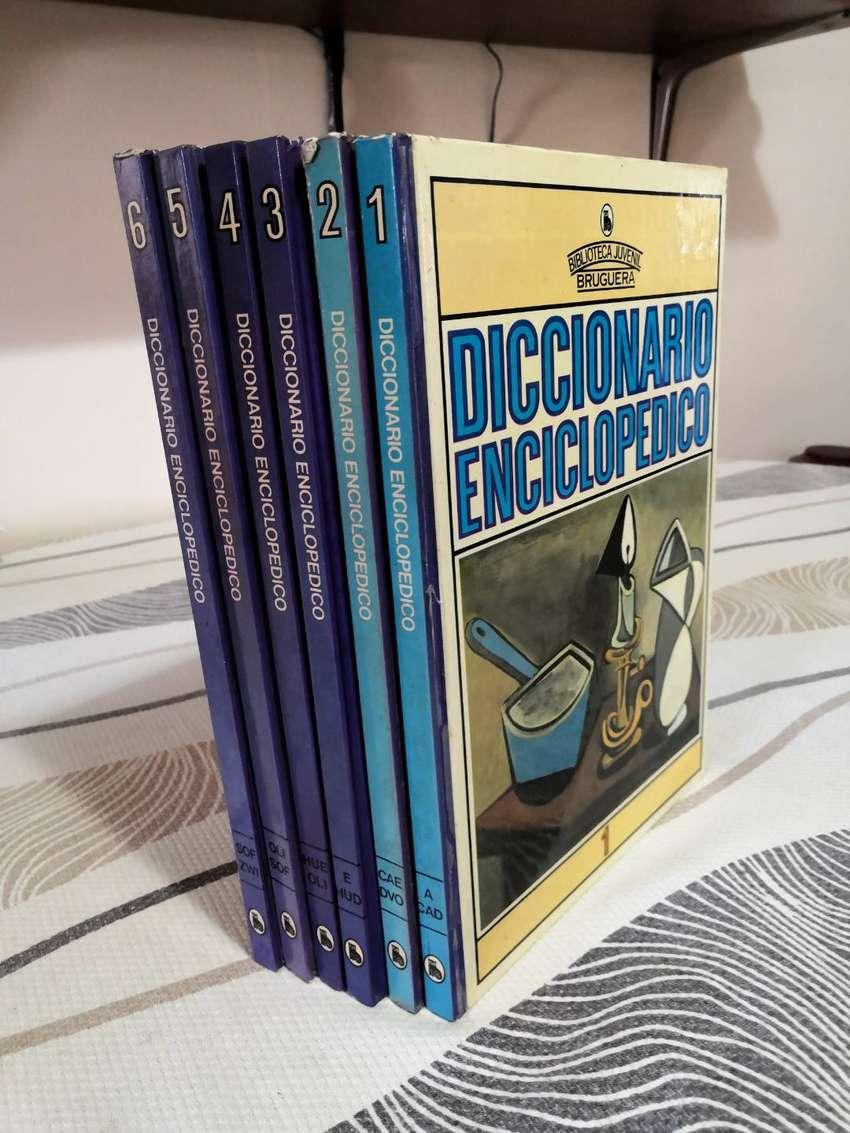 Libros de colección del Diccionario Enciclopédico 0