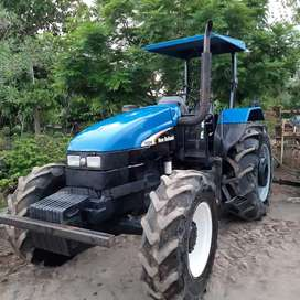 Tractor new hollan
