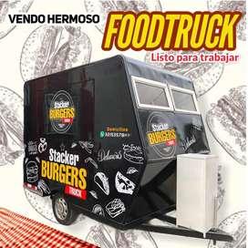 Vendo Trailer de comidas (FoodTruck) listo para Trabajar