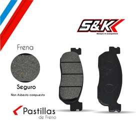 Venta de pastillas filtros de aire kit de arrastre para moto