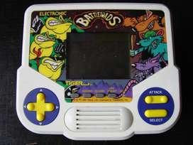 Battletoads Rash Pimple Zitz Video Game Boy Tiger Electronic