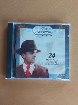 Los clásicos argentinos tango volumen 24 miguel caló