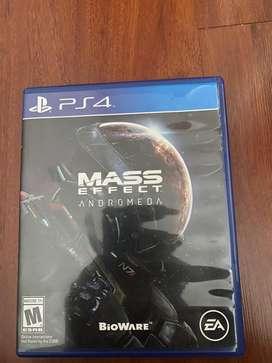 Juego Mass Effect