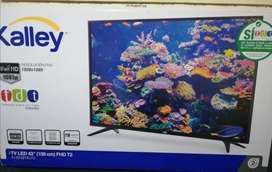 VENDO O CAMBIO TV KALLEY 43' FullHD