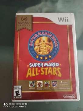 Súper Mario Bros 2 y 3 Wii y WiiU