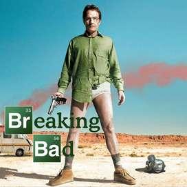 Breaking Bad (2008-2013) Serie completa ENVÍO INCLUIDO