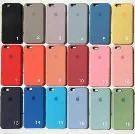Case Soft Original Apple Iphone 6 / 6s Interior Afelpado Blister