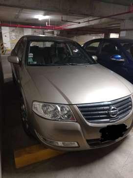 Nissan Almera BEIGE 2011