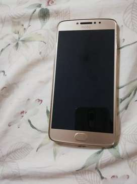 Se vende Motorola e4 plus