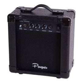 Amplificador De Guitarra 10 Watts Parquer Tg10