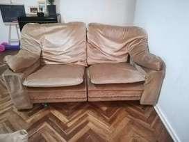 Se vende de muebles 4 piezas