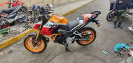 Moto Honda cbr190 Repsol 2019